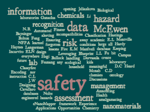 Current Topics in Chemical Safety Information