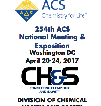 CHAS at a Glance for August 2017 DC meeting