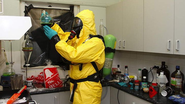JCHAS Spotlight: Literature Review – Remediation of Meth Labs