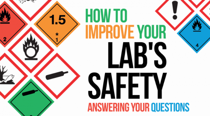 Improve Your Lab's Safety Webinar Extended Cut Available!