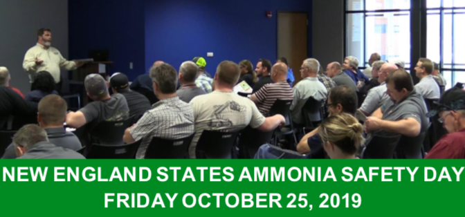 New England Ammonia Safety Day