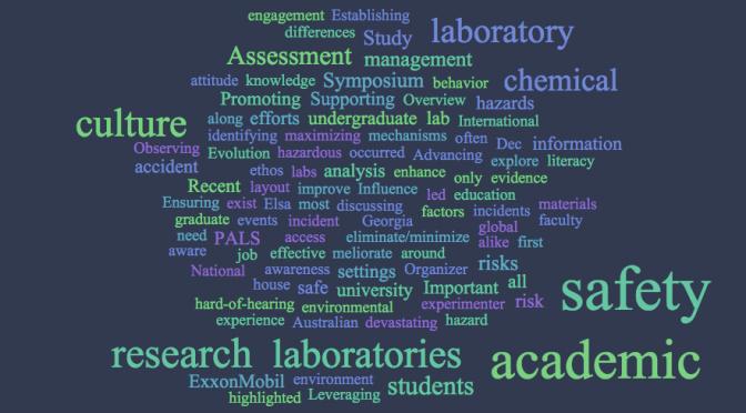 Pacifichem 2015 Lab Safety Symposium