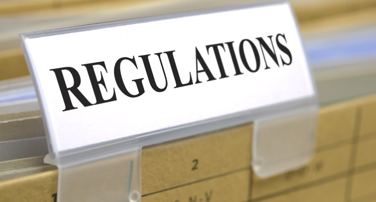 Regulatory Issues in the Lab: Chemical Security and the