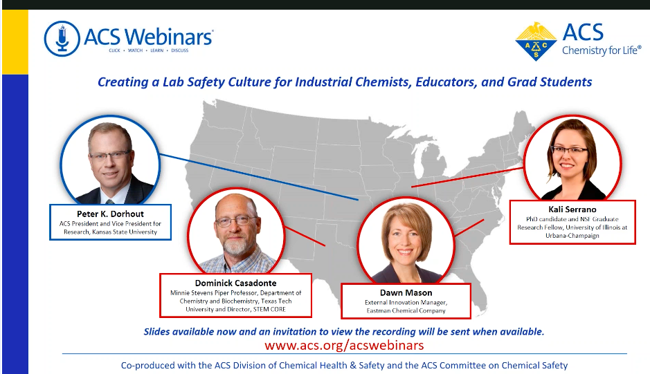 Technical presentations | ACS Division of Chemical Health and Safety